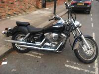 Yamaha Dragstar 125 2001 1 year MOT £1299