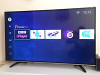 HISENSE 49' SMART TV - CHEAP AND LARGE SMART TV