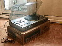 Panasonic SG-2200 Music Centre AM FM Tape & Turntable