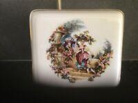 Vintage Lord Nelson trinket box