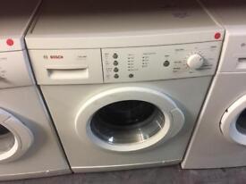 BOSCH CLASSIXX WASHING MACHINE WHITE