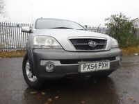 54 KIA SORENTO CRDI XS 2.5 DIESEL 4X4,MOT OCT 018,2 OWNERS FROM NEW,PART HISTORY,VERY RELIABLE 4X4