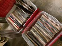 Selection of Vinyl albums