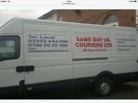 Collection and delivery. Work undertaken Sameday anywhere in th uk