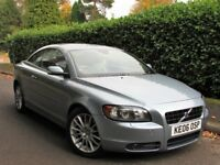 Volvo C70 Convertible 2.4 i SE Geartronic 2dr F/V/S/H, Leather, Auto, Warranty