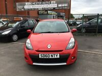 Renault Clio 1.5 dCi Dynamique 3dr (Tom Tom) 6 MONTH WARRANTY,2 KEYS,