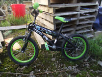 "Ben 10 bicycle - 16"""