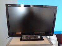 Sony Bravia - LCD Digital Color TV (built in DVD)