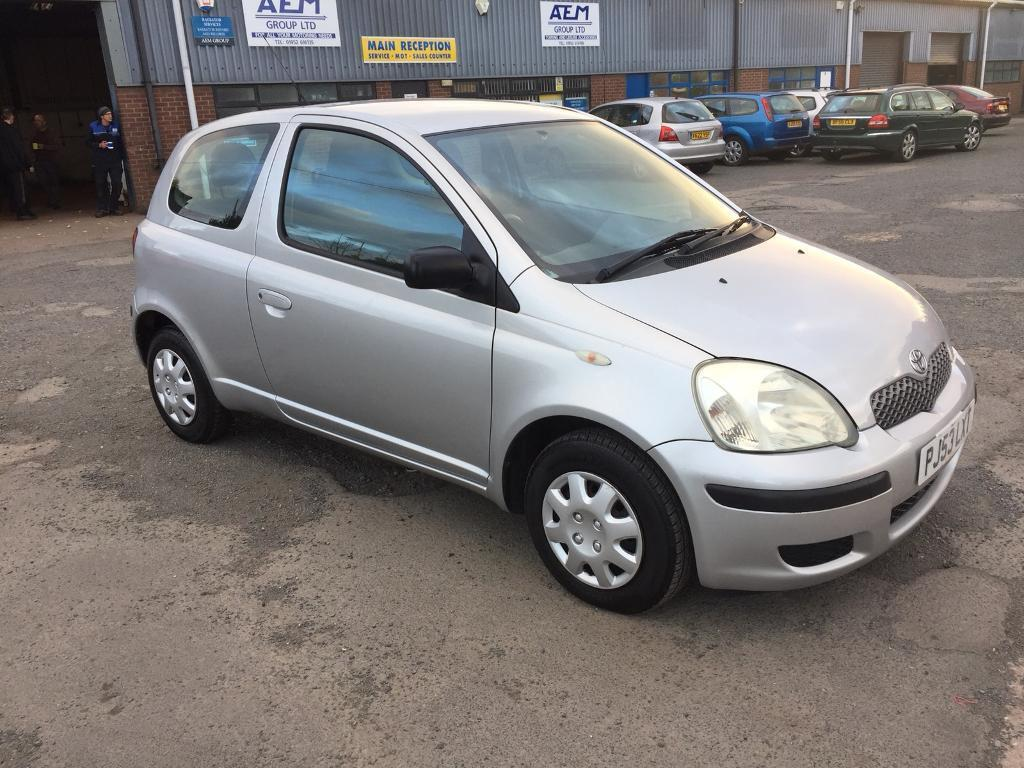 TOYOTA YARIS 1.0 LOW*MILEAGE*39k ONE OWNER