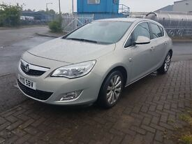 2010 vauxhall astra automatic 1.6se 38000 miles on clock 12 months mot