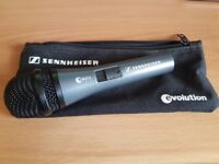 Microphone Sennheiser e-825s pro vocal mic 55 pounds also Shure Sm58 for sale 75 pounds
