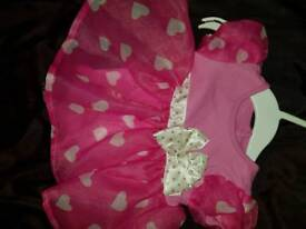 Baby girl clothes 0-3, 3-6 perfect condition