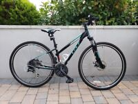 GT Transeo 4.0 Womens 2014 - Hybrid Sports Bike