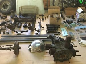 VW Beetle and Kombi Bay window parts Toowoomba Toowoomba City Preview