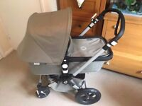Bugaboo Cameleon 3 with limited edition khaki colour
