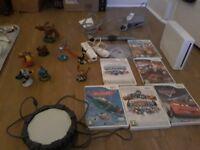 Nintendo Wii with SkyLanders