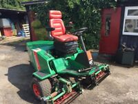 Ride on mower Ramsomes GT Classic