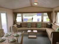 Double Glazed & Centrally Heated lovely Static Caravan - Sundrum Castle West Scotland