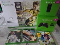 Xbox One 1tb Bundle like new