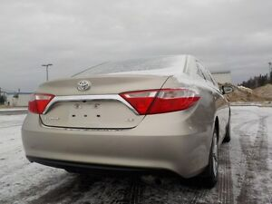 2015 Toyota Camry LE Prince George British Columbia image 2