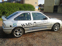 Ford Escort RS2000 Modified Project Vehicle