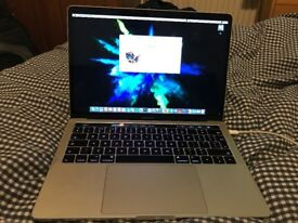"MacBook Pro 13"" 2016 With Touch Bar 256GB SSD"