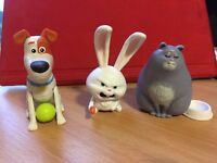 The Secret Life of Pets toys from Burger King