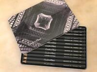 Brand new Conté à Paris graphite pencils