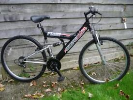 Mens/Teens Harlem 'Flair' Mountain Bike