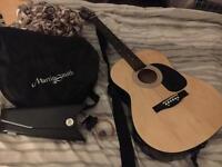 Martin smith guitar set
