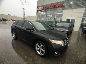 2010 Toyota Venza NAVIGATION V6 AWD LEATHER PANO ROOF LOADED!!