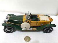Rare Franklin/Danbury mint 1:24 1914 RollsRoyce woodbody classic diecast vintage die cast model car
