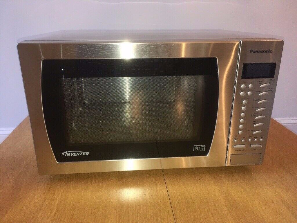 Panasonic Inverter Microwave In Winchester Hampshire