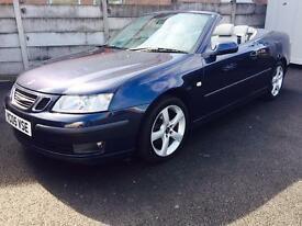 Saab 9-3 2.0 T Vector Convertible 2dr Petrol Manual (212 g/km, 175 bhp)