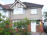 Large Three Bedroom House with Garden Vacant now