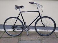 Vintage Bullhorn Raleigh Bike