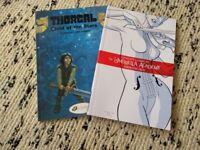 UMBRELLA ACADEMY / THORGAL - comics, Gerard Way, Belgian, vikings