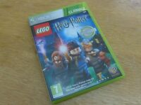 Lego Harry Potter Years 1-4 for the XBox 360