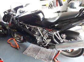 Ducati, 750, Super Sport 2002, 748 (cc)