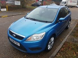 New Shape Ford Focus 1.6 Diesel Hatchback, Blue