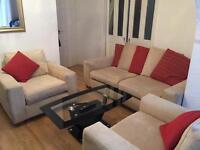 Sofa plus good cond Free delivery in bristol