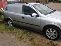 ASTRA 2.0L SPORTIVE SPARES OR REPAIRS