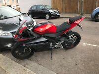 Quick sale, Yamaha r125