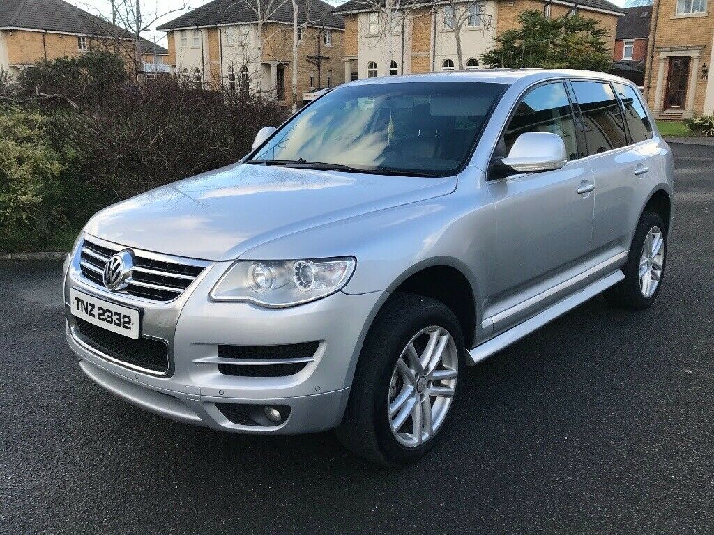 VOLKSWAGEN TOUAREG ALTITUDE | in Castlereagh, Belfast | Gumtree