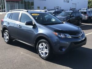 2014 RAV4 LE ONLY $142 BIWEEKLY WITH $0 DOWN