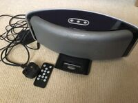 Music docking station