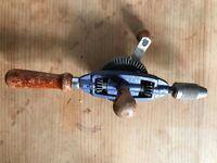 Hand Drill ,Rabone Chesterman Model 3000