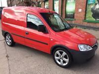 2004 Vauxhall combo 1.3 cdti ( low miles )