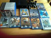 Ps2 + 20 Games