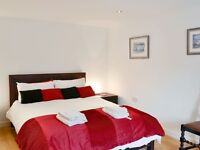 Modern, beautifully maintained 1 bedroomed flat in charming seaside village of Gardenstown